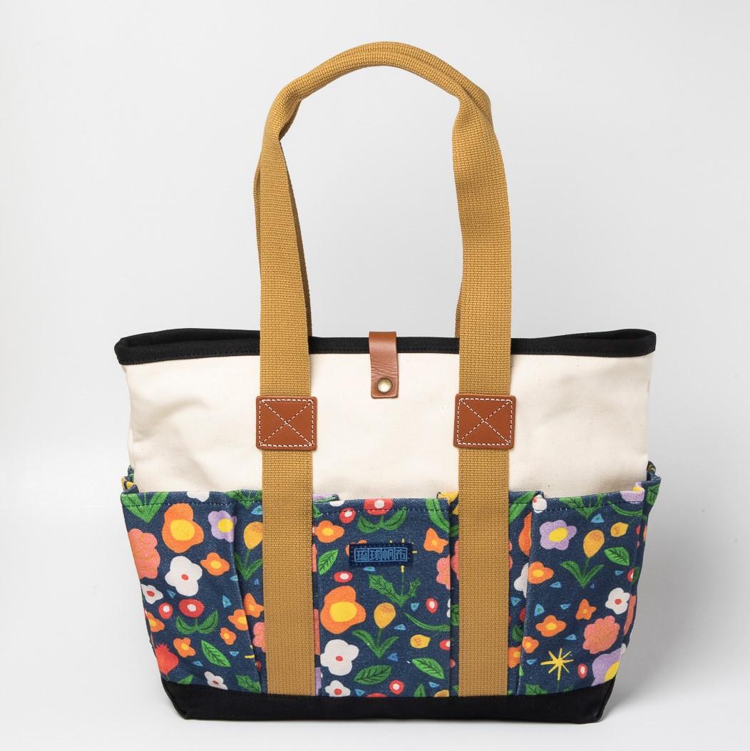 ミレイさんのクラフトマンバッグ