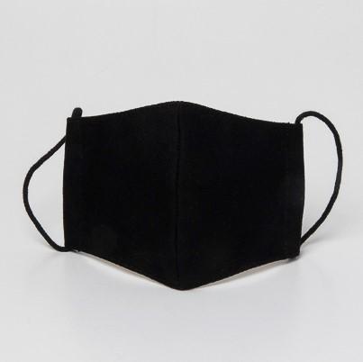ファッションマスク ブラック
