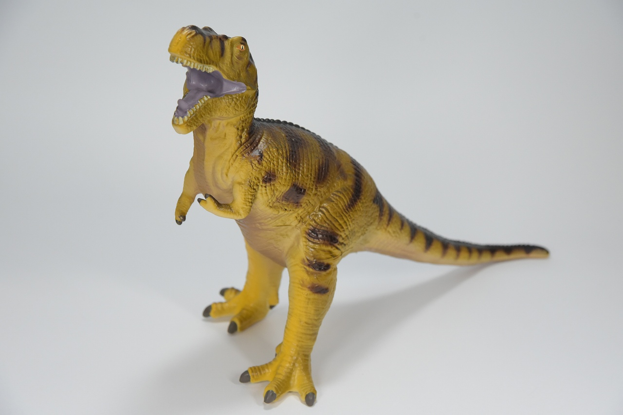 【Favorite】ティラノサウルス ビニールモデル