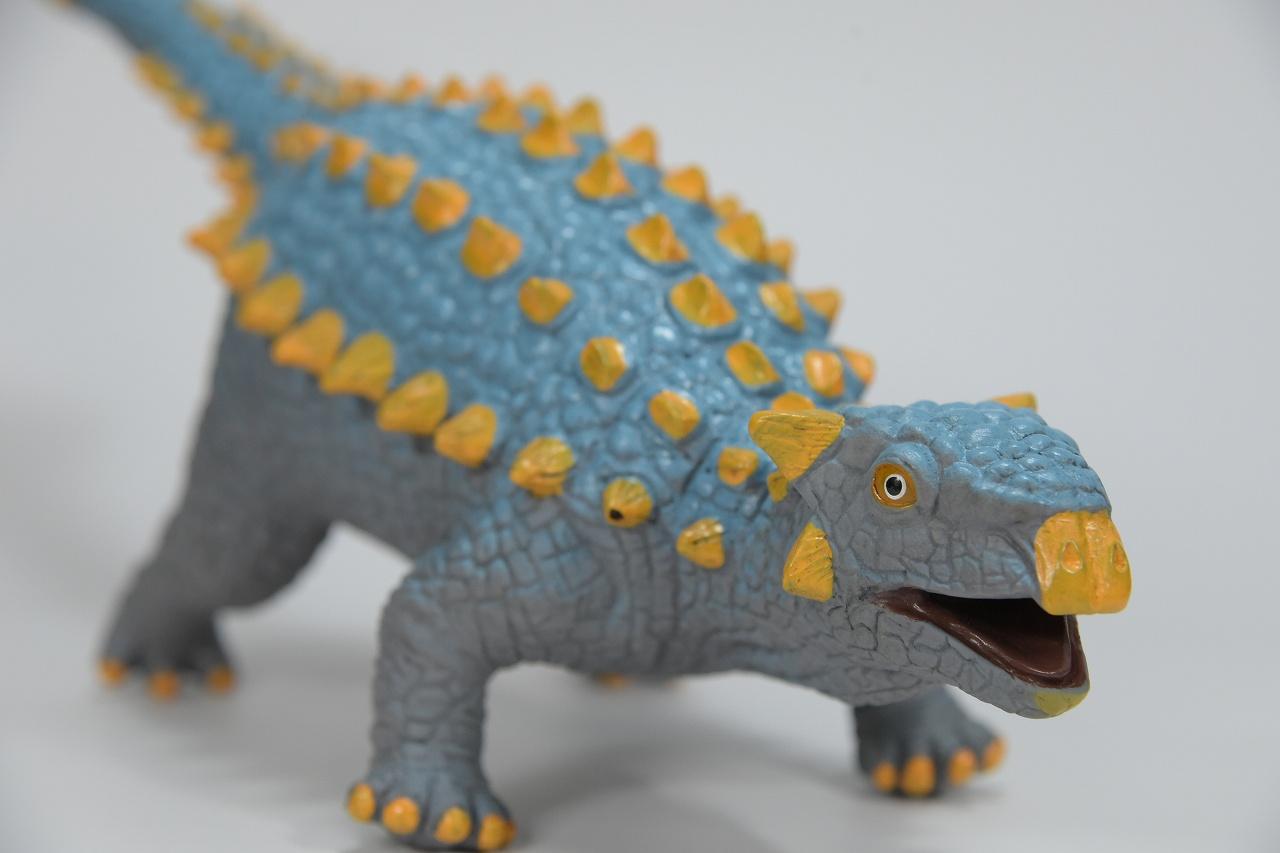 【Favorite】アンキロサウルス ビニールモデル