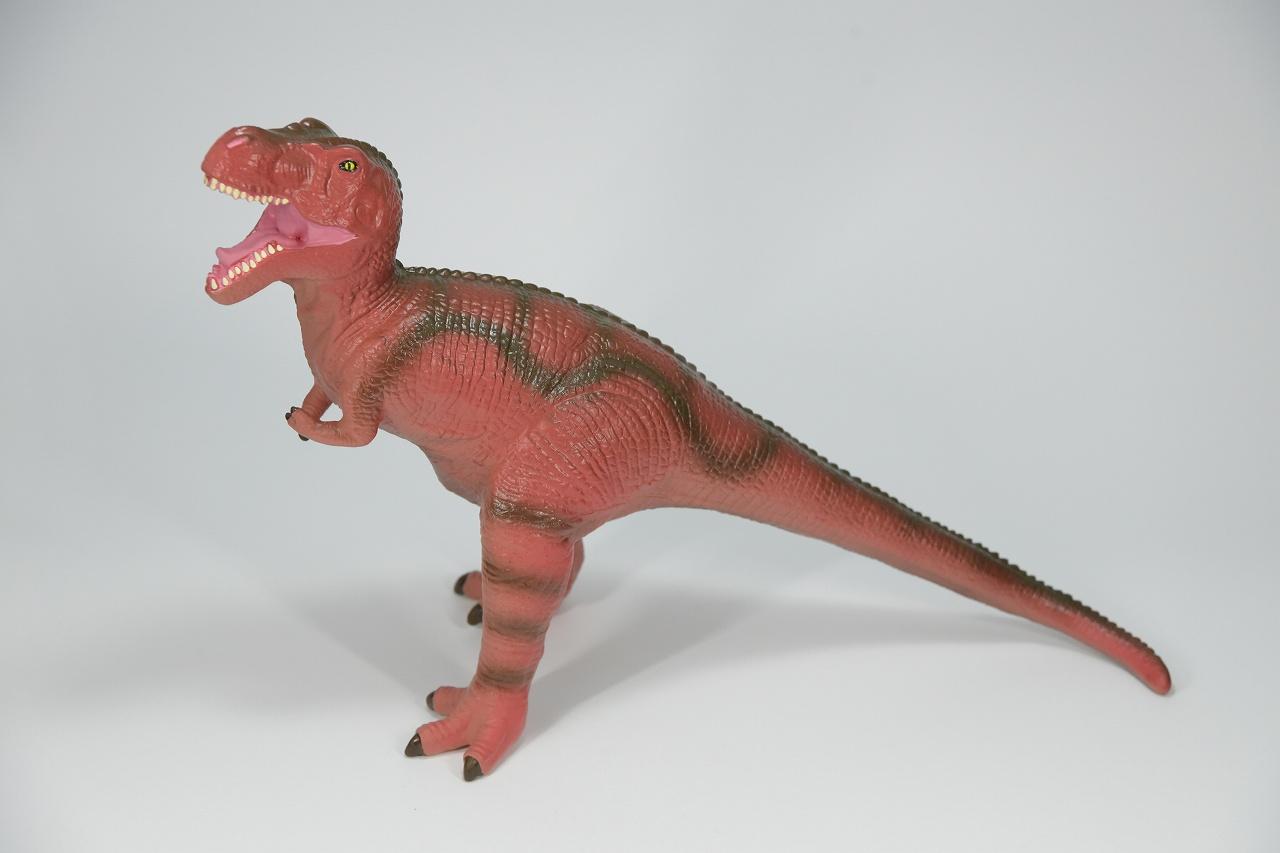 【Favorite】ティラノサウルス レッド ビニールモデル