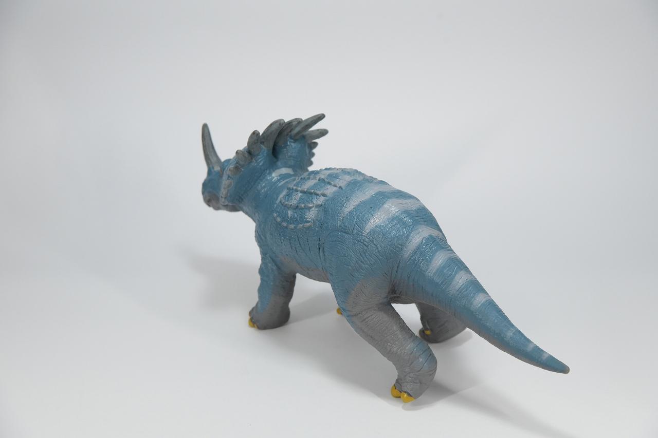 【Favorite】スティラコサウルス ビニールモデル