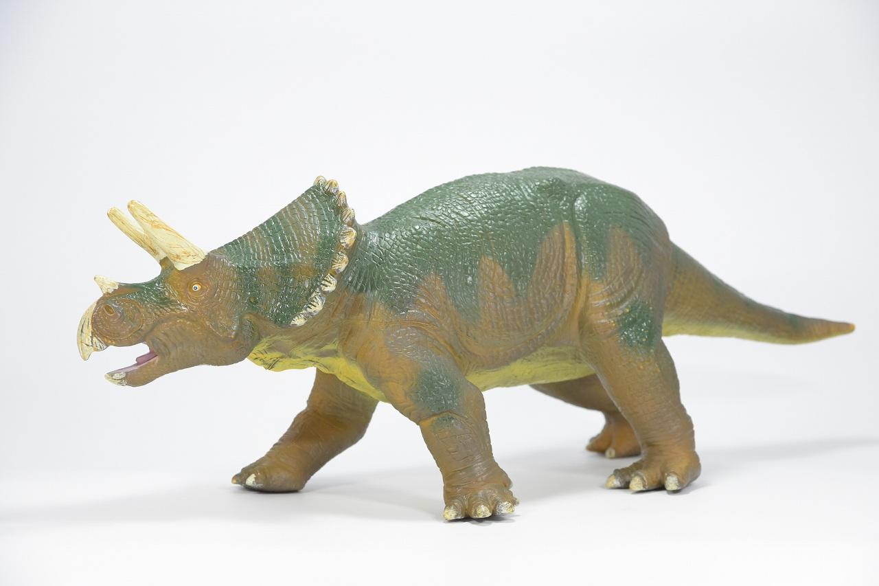 【Favorite】トリケラトプス  ビニールモデル プレミアムエディション
