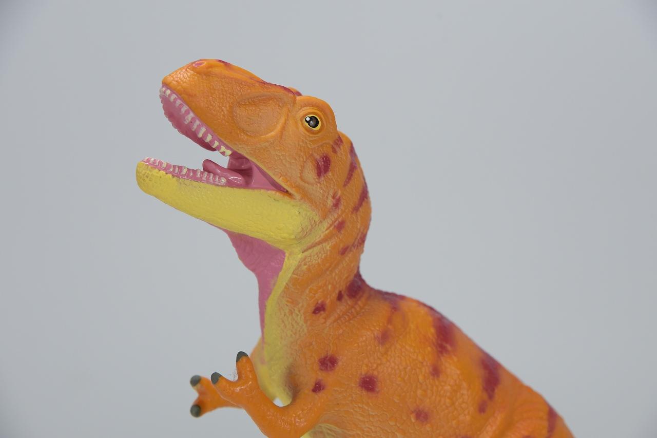 【Favorite】ティラノサウルス ビニールモデル ベビーエディション
