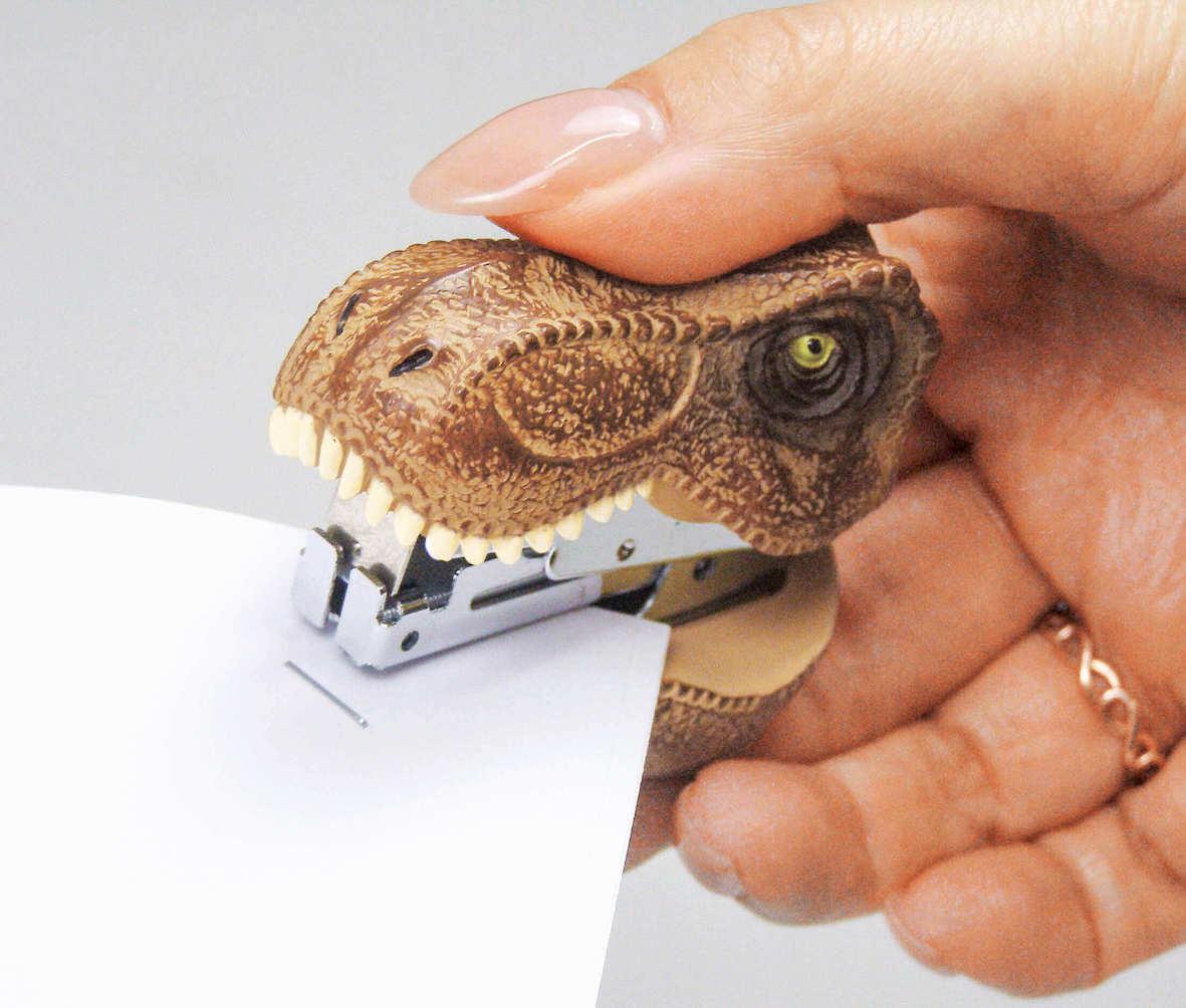 ティラノサウルス ステープラー