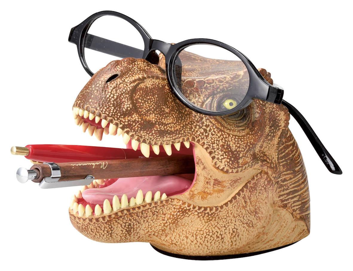 ティラノサウルス デスクキーパー