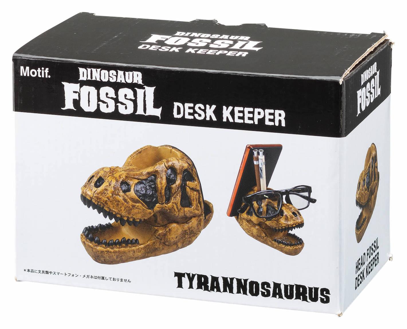 ティラノサウルス化石 デスクキーパー