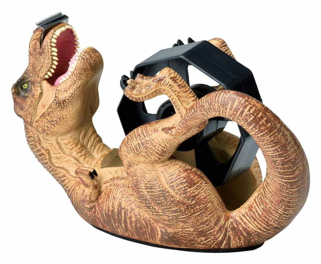 ティラノサウルス テープディスペンサー