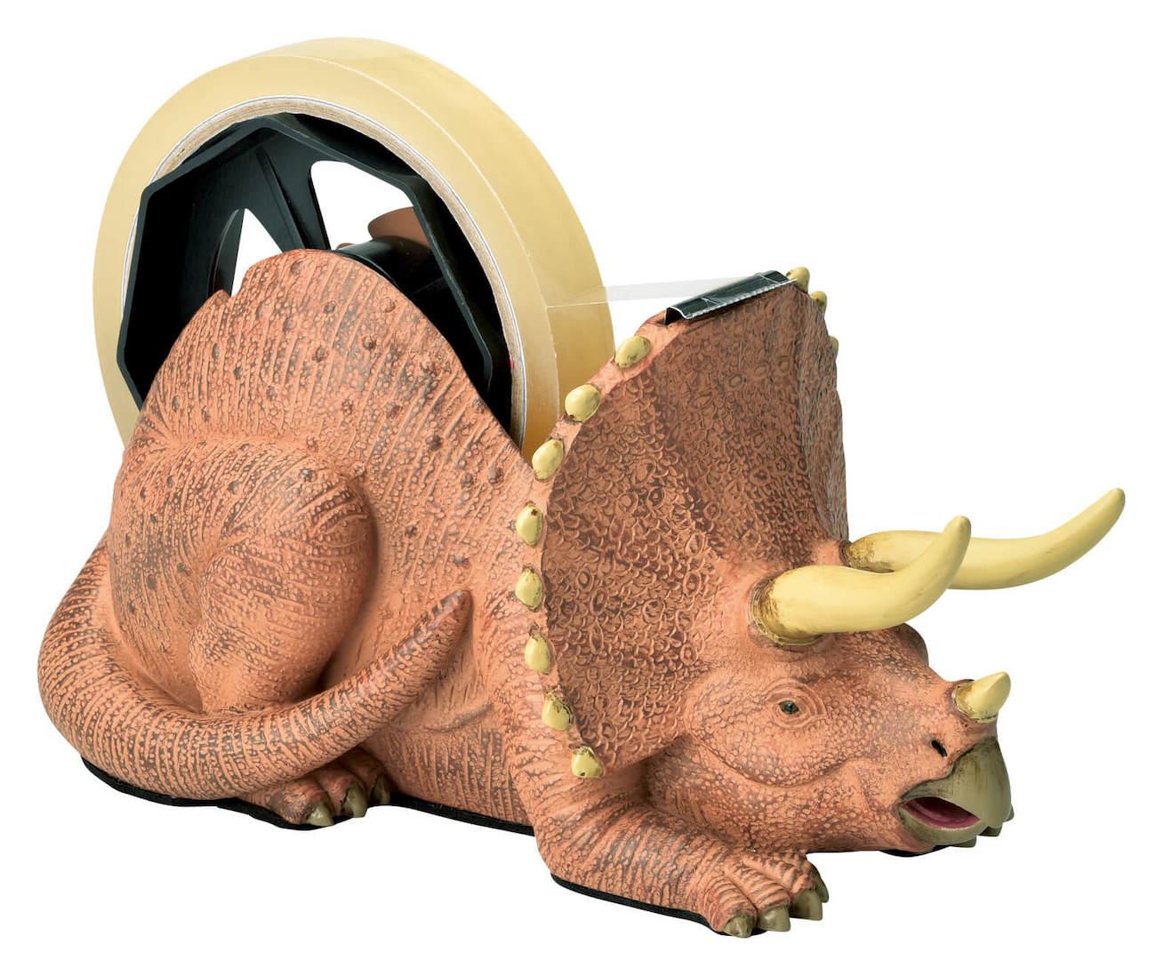トリケラトプス  テープディスペンサー