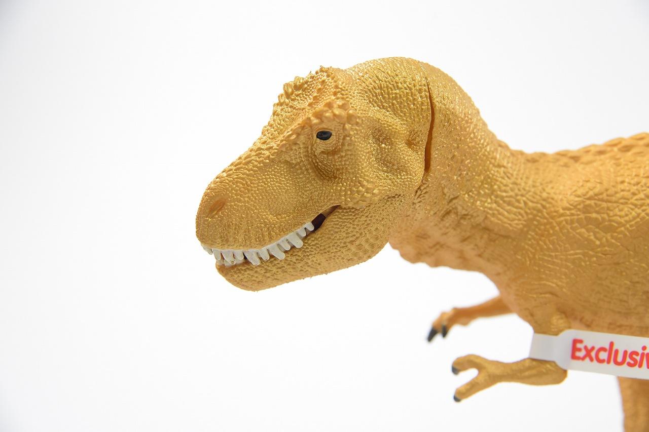 【シュライヒ】ティラノサウルス・レックス(ゴールド)