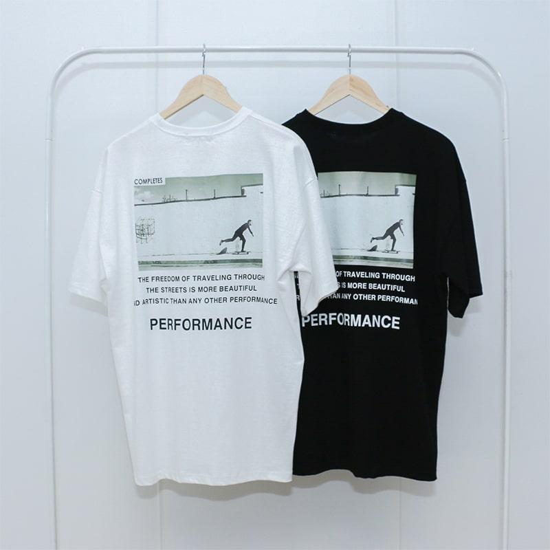 PERFORMANCE Tシャツ