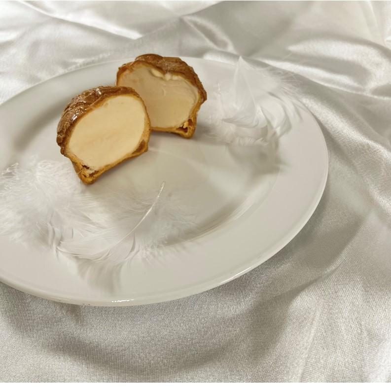 【低糖質】 生はちみつシュークリーム 6個入