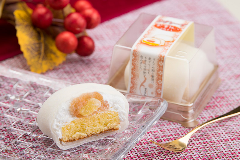 余市りんごのお菓子詰合せ(6種類×2 計12個) クール便