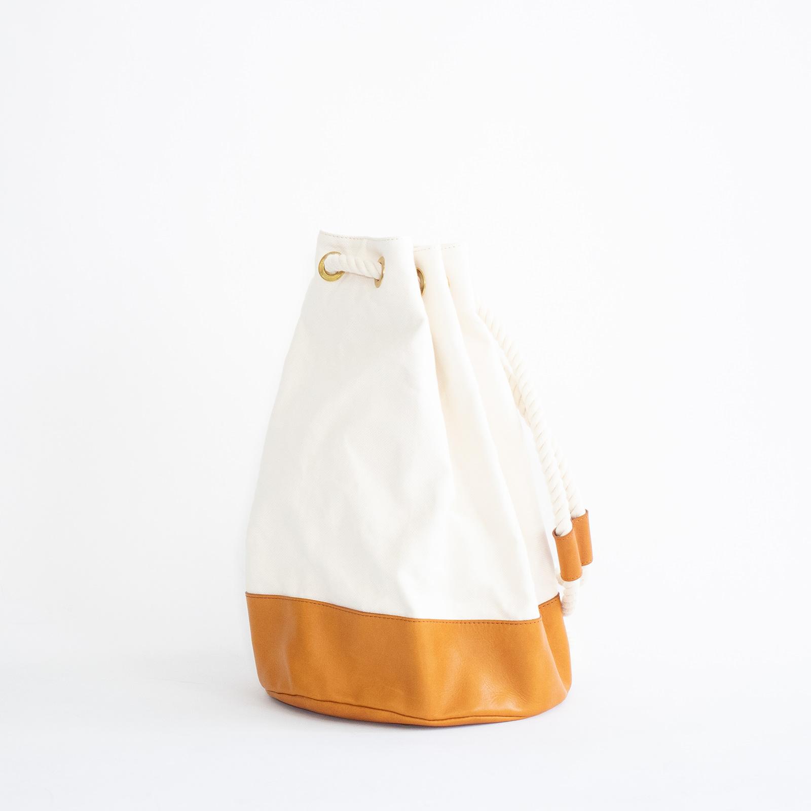 Root <UNISEX> Shoulderbag(ショルダーバッグ) キャンバス・ロープバッグ