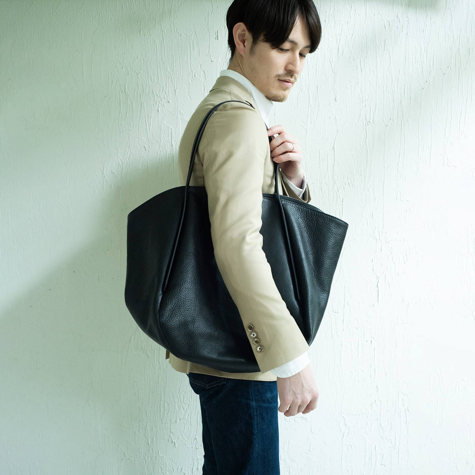Root Totebag<UNISEX>(トートバッグ)  A³トート