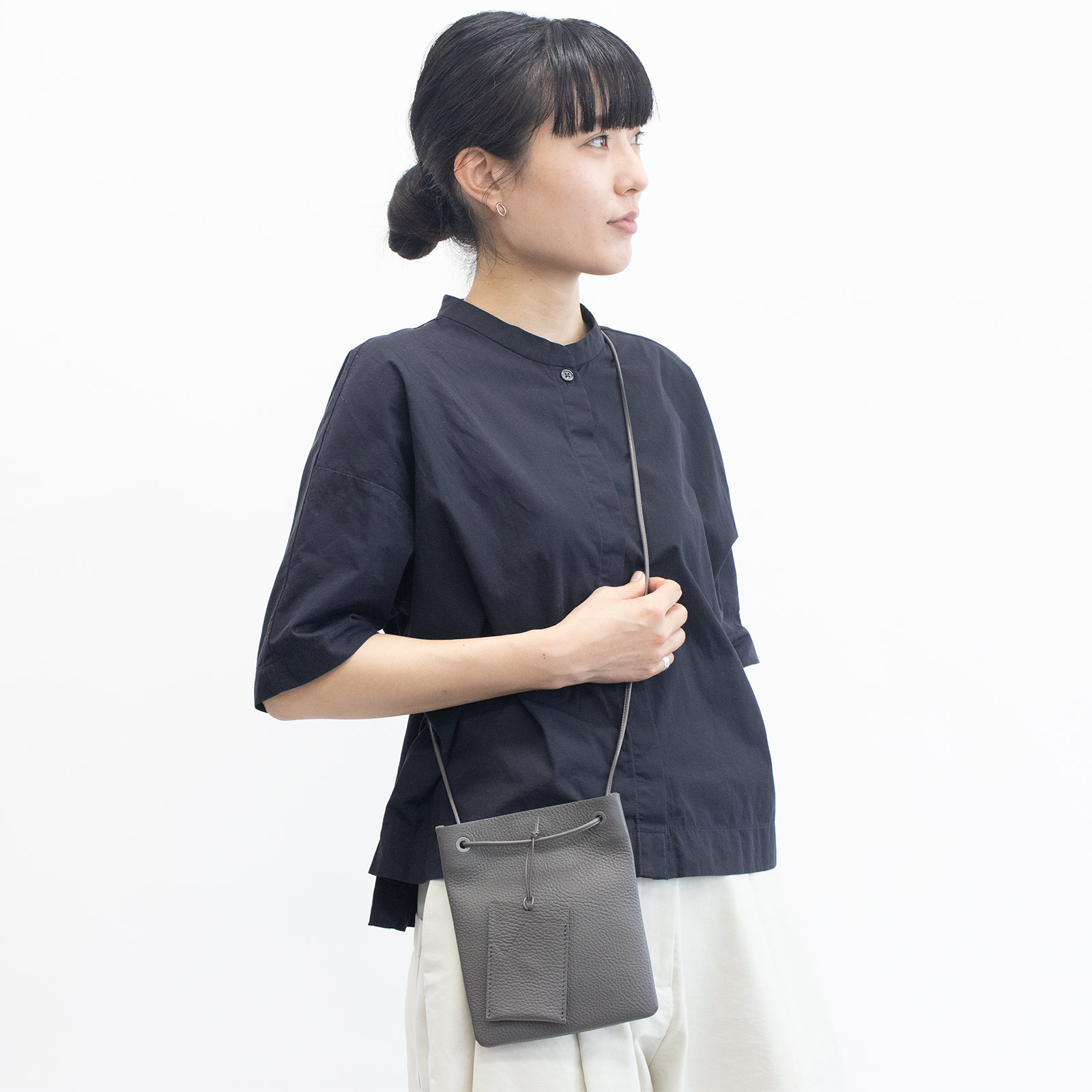 Root <UNISEX>Pouch(ポーチ)  mileポーチ01