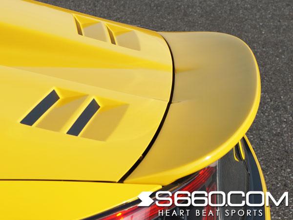 S660.COM SPIDER S660(JW5) リアウイング【塗装済/1COLOR】