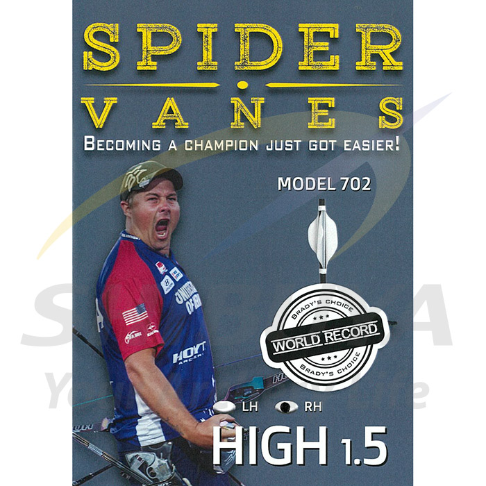 SPIDER VANES スパイダーベイン モデル702 <ネコポスOK>