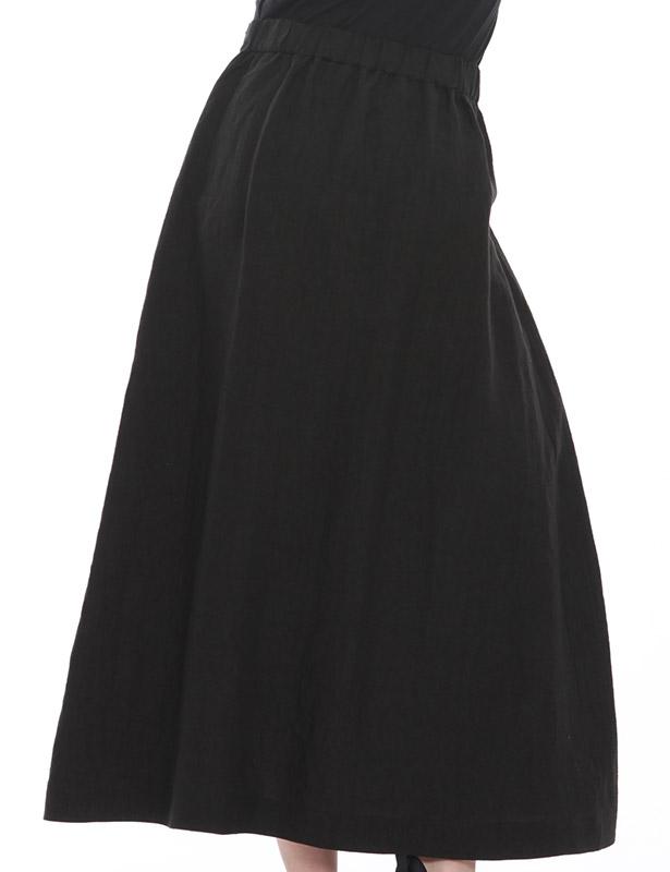 ヨーロッパリネン ロングスカート
