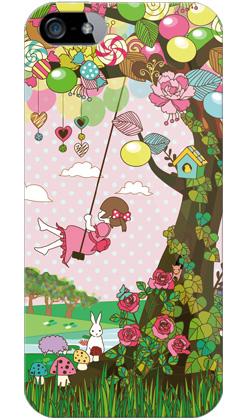 uistore「sweet tree」 / for  iPhone 5/SoftBank