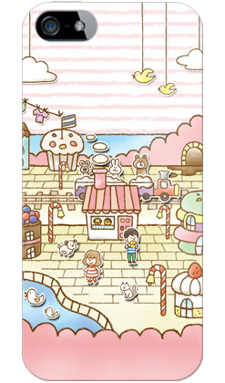 uistore「Sweets Shop」 / for  iPhone 5/SoftBank