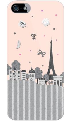 uistore「Paris」 / for  iPhone 5/SoftBank