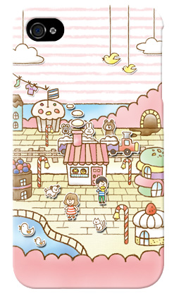 uistore「Sweets Shop」 / for  iPhone 4S/SoftBank