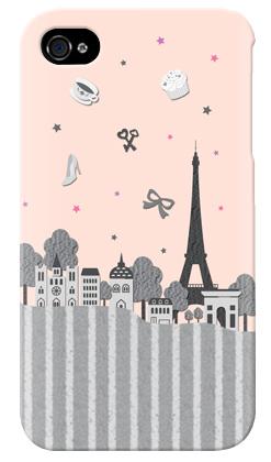 uistore「Paris」 / for  iPhone 4S/SoftBank