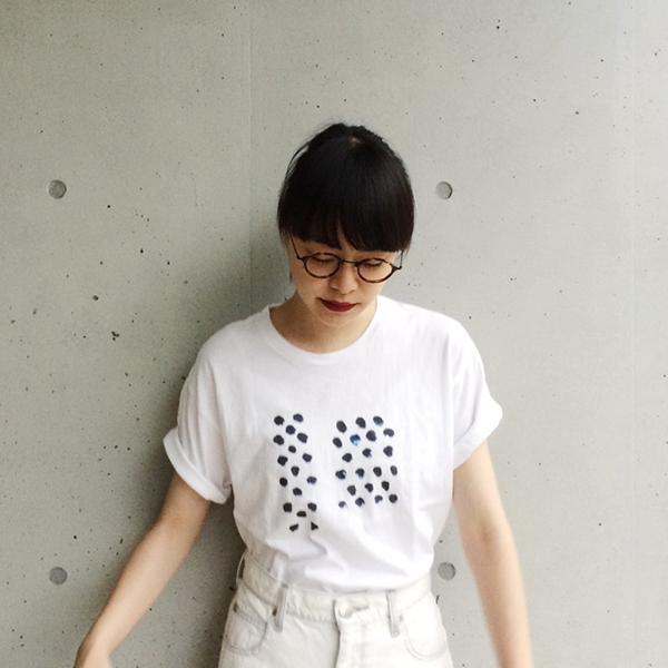 kanoco「斑」Tシャツ