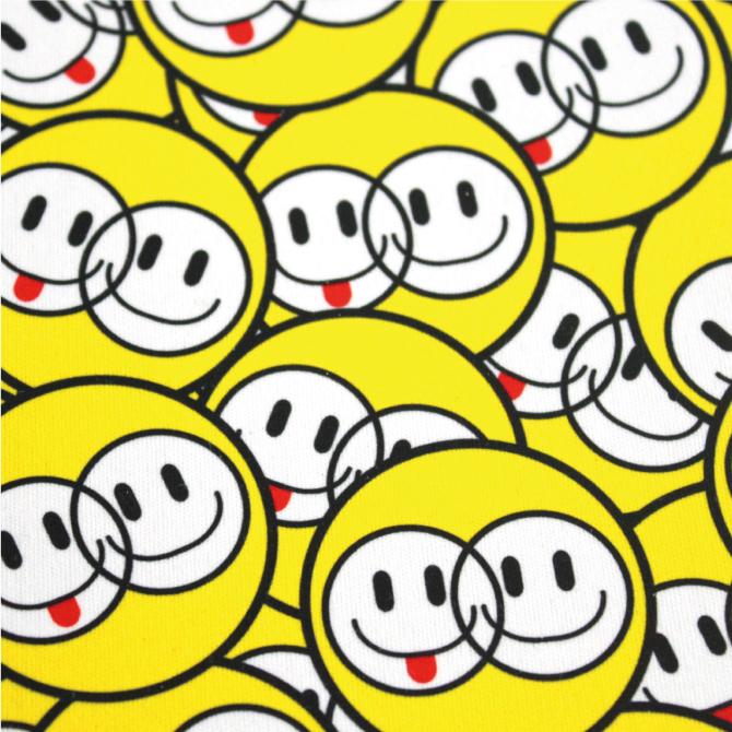 15インチ ノートPC・タブレットケース Moisture「SMILE DOT 2」