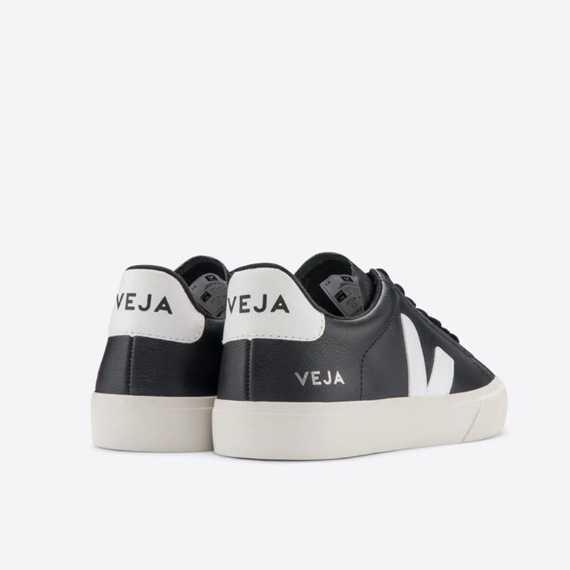 VEJA(ヴェジャ) CAMPO BLACK/WHITE