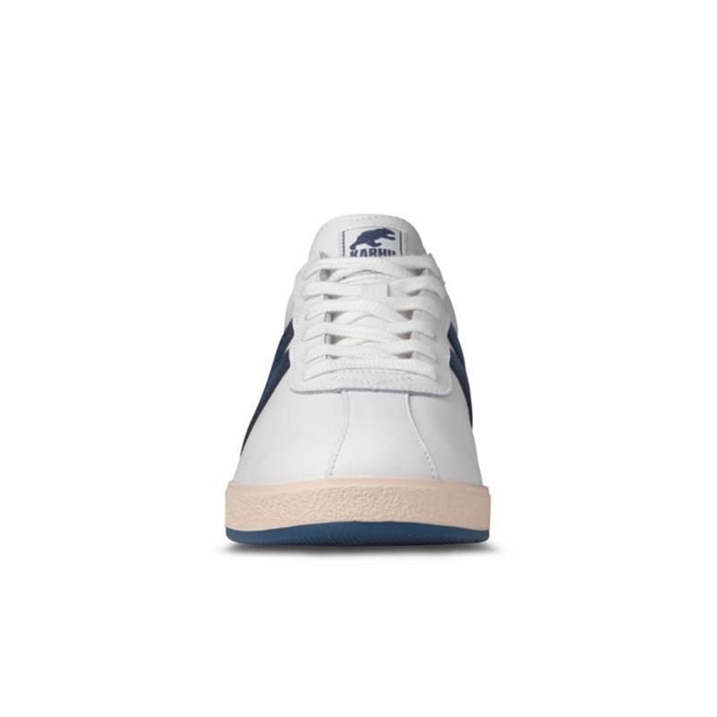 TRAMPAS Bright White / Ensign Blue