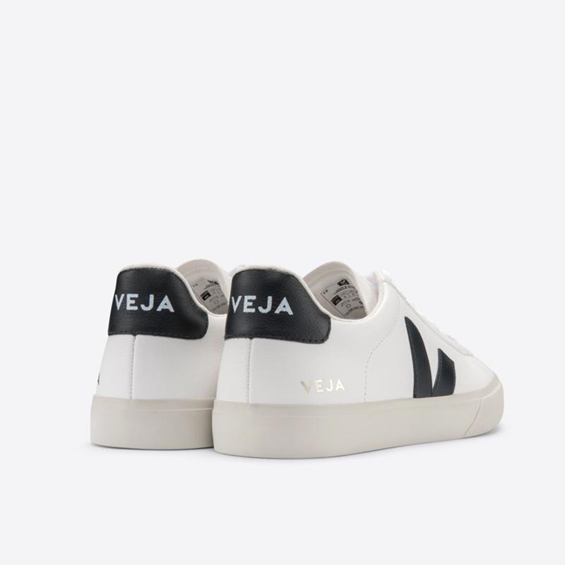 VEJA(ヴェジャ) CAMPO WHITE/BLACK