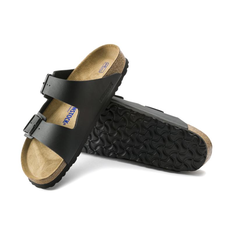 ARIZONA:ナロー(幅狭タイプ) ブラック