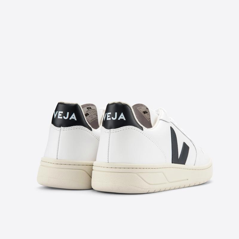 VEJA(ヴェジャ) V-10 EXTRA WHITE BLACK