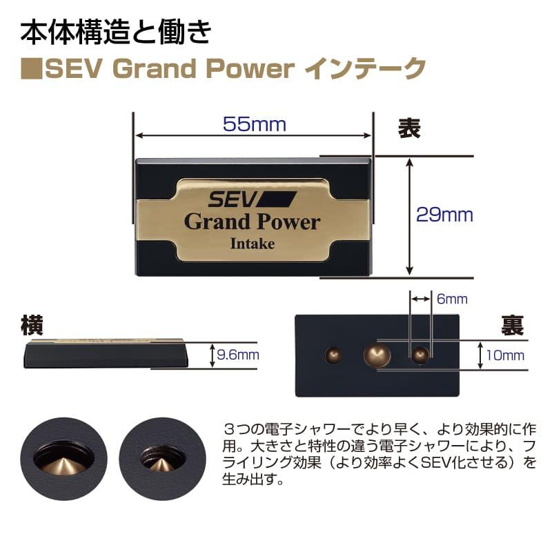 SEVグランドパワー【基本セット】