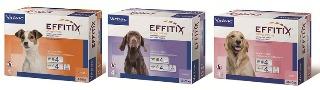 ビルバック エフィティクス 4ピペット 小型犬用 4-10kg