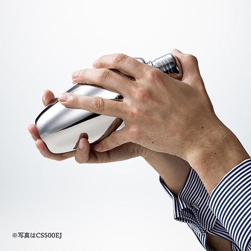 CS500 カクテルシェーカー 500ml(有料刻印サービス付き)