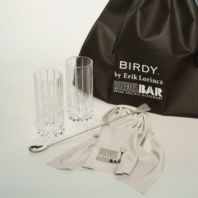 BIRDY. | RIEDEL BAR HIGHBALL SET(バーディ | リーデル バー ハイボール セット)