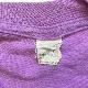 80's Screen Stars スクリーンスターズ ビンテージ ノースリーブTシャツ タンクトップ 送料無料 L/紫・パープル MADE IN USA アメカジ ブランド ロゴ ポップ 赤タグ 薄手 ヴィンテージ 古着卸 業販 sweat レディース メンズ ユニセックス