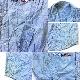 LOONEY TUNES ルーニーテューンズ バッグスバニー 長袖シャンブレーシャツ メンズ M-XL/アイスブルー USA 送料無料 アメカジ アメコミ キャラT ウサギ トゥイーティー 古着卸 業販 コラボT