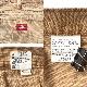 Dickies ディッキーズ アメリカ直輸入 ペインターパンツ ダック地 ワークパンツ 送料無料 メンズ W36/薄茶系 帆布 USA アメカジ ブランド ロゴ 厚手 古着卸 業販 大きい ビッグ オーバー