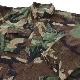 U.S. AIR FORCE 米軍 ミリタリー シャツジャケット 送料無料 SS/迷彩 ウッドランド リップストップ アメリカ輸入 USA アーミー 空軍 アメカジ 4ポケ 古着卸 業販