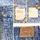 リーバイス Levi's 501 ダメージジーンズ アメリカ直輸入 デニムパンツ メンズ W32/デニムブルー 送料無料 ジーパン ブランド クラッシュ 紙パッチ MADE IN USA 古着卸 業販