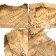 アメリカ古着 レザーベスト メンズ フリー/ベージュ系 フリンジ スエード ウエスタン カウボーイ カントリー カジュアル 本革 USA 輸入品 送料無料