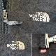 THE NORTH FACE ノースフェイス フリースジャケット アメリカ直輸入 送料無料 メンズ M/黒xグレー ブランド アウトドア USA アメカジ ロゴ 定番 アウター スポーツ タウン 古着卸 業販