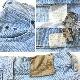 Lee リー アメリカ直輸入 デニムパンツ ジョッパーズ テーパード 送料無料 レディース W66/アイスブルー アメリカ輸入 MADE IN USA アメカジ ブランド ジッパーフライ ハイウエスト 古着卸 業販