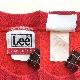 Lee リー MADE IN USA リバースウィーブスウェット トレーナー アメリカ直輸入 無地 プレーン 送料無料 メンズ  XL/赤・レッド 米国製 アメカジ 厚手 ブランド 定番 大きいサイズ ビッグサイズ オーバーサイズ 古着卸 LL O 業販