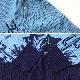 HOPALONG CASSIDY ホパロング キャシディ アメリカ古着 Vネックセーター ニットセーター 送料無料 レディース S程度/水色x紺 カウボーイ カジュアル TOPPER 古着卸 業販