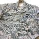 米軍 U.S. AIR FORCE ミリタリー シャツジャケット  送料無料 レディース 2S/迷彩・デジカモ アーミー 空軍 アメリカ輸入 USA アーミー アメカジ 古着卸 業販 ユニセックス